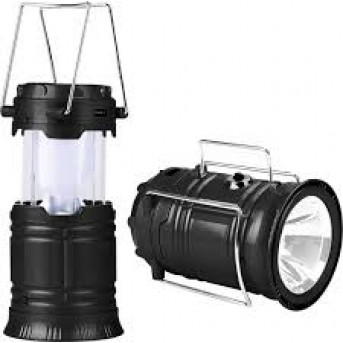 Solar LED Lantern With LED Torch