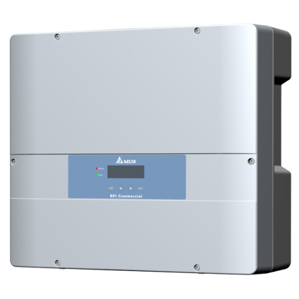 Delta 10  kwatt, 3 Phase On-Grid Solar Power Inverters