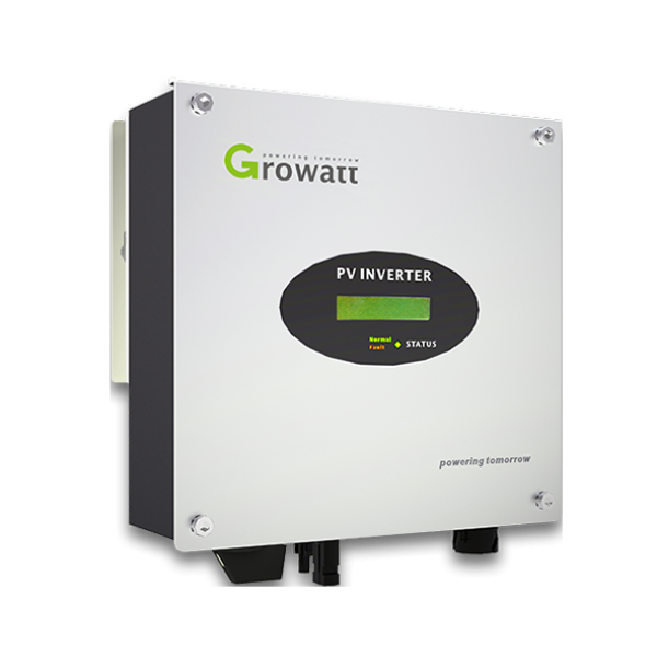 Growatt 1 kwatt, 1 Phase on-Grid Solar Power Inverter