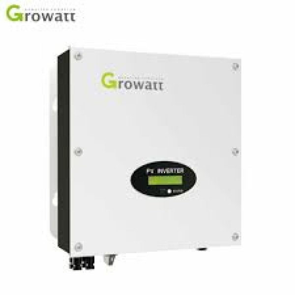 Growatt 3 Kwatt, 1 Phase On-Grid Solar Power Inverter