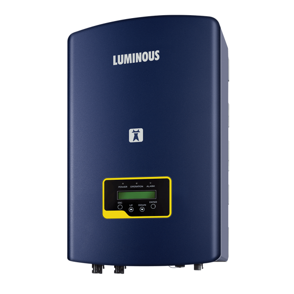 Luminous NXI 8Kwatt, 3 Phase On-Grid Solar Inverter