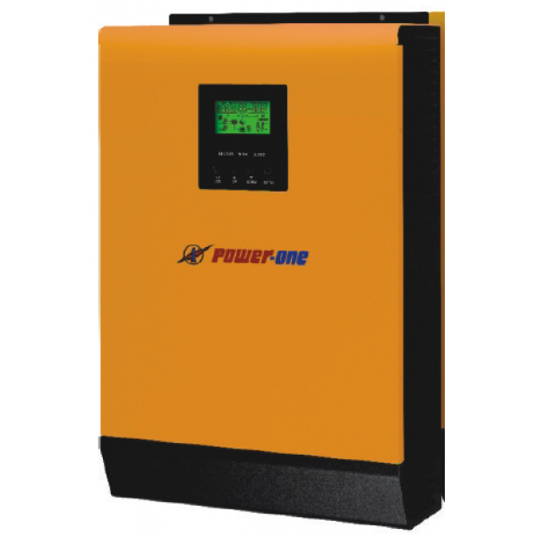 Power-One 3 kwatt, 1 Phase Hybrid Solar Power Inverter