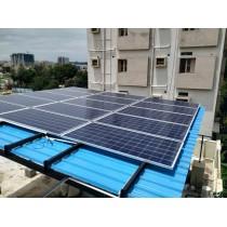 Luminous 5 kwatt off-Grid Solar Power System