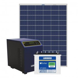 Luminous 10 kwatt off-Grid Solar Power System