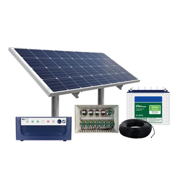 4 kwatt off-Grid Solar Power System