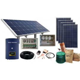 2 kwatt on-Grid Solar Power System