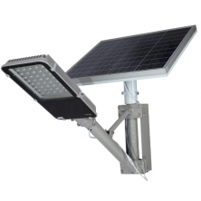 20 watt Hi-WAY Solar Integrated LED Street Light with sensor