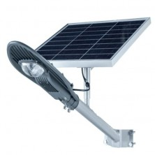 60 watt Hi-WAY Solar Integrated LED Street Light with sensor
