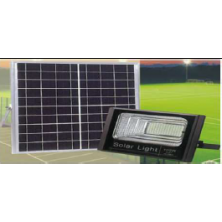 30 watt Hi-WAY Solar Panel LED  Flood Light with sensor