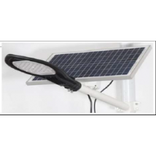 30 watt Hi-WAY Solar Panel LED Street Light with sensor
