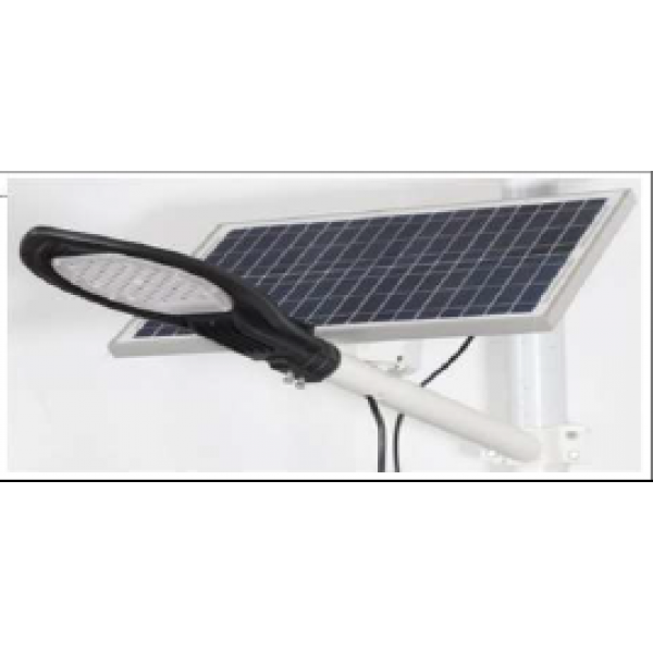 30 watt Hi-WAY Solar Panel LED  Flood Light with sensor