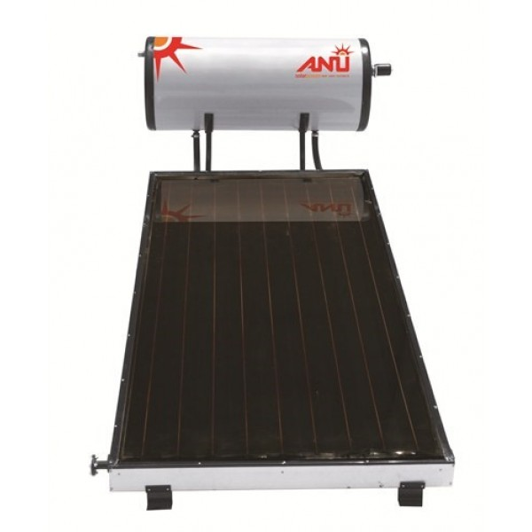 100 LPD FPC Pressurized Anu Solar Water Heater
