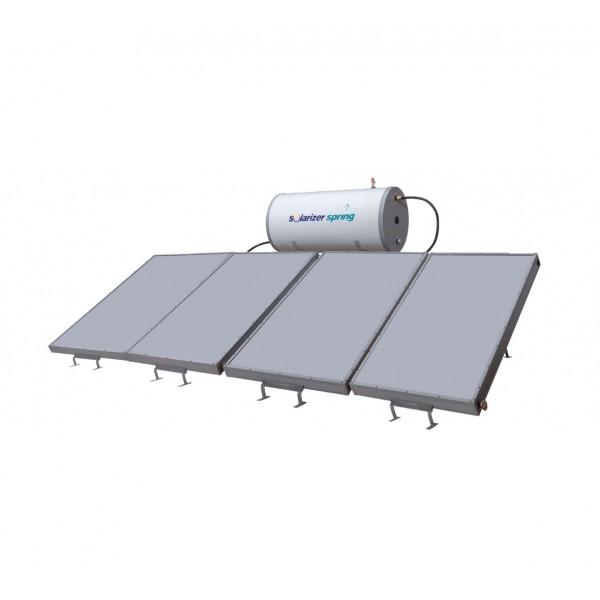 500 LPD EMMVEE Solarizer Spring AV Solar Water Heater
