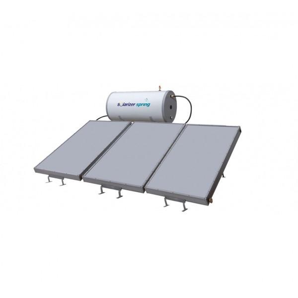 300 LPD EMMVEE Solarizer Spring AV Solar Water Heater