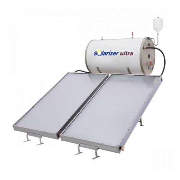 200 LPD EMMVEE Solarizer Ultra PR Solar Water Heater