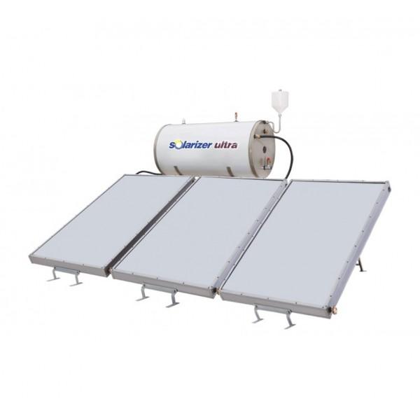 300 LPD EMMVEE Solarizer Ultra AV Solar Water Heater