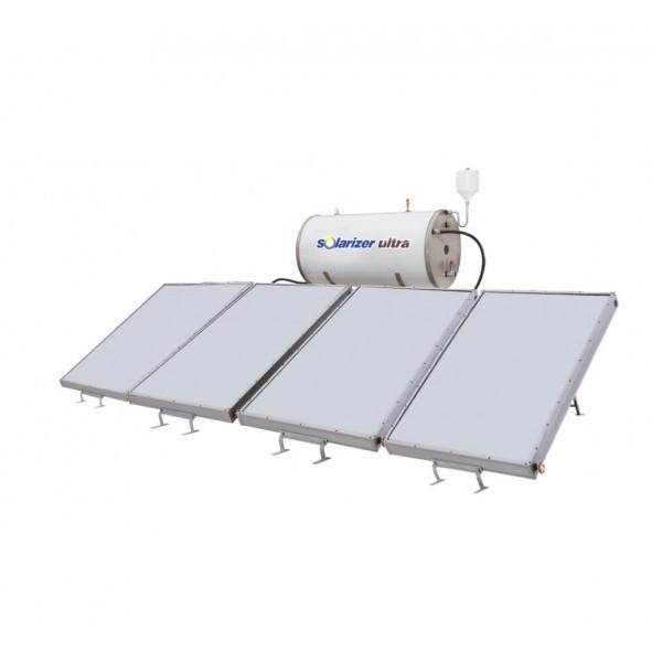 500 LPD EMMVEE Solarizer Ultra AV Solar Water Heater