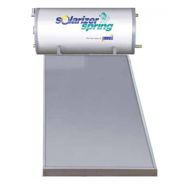 100 LPD EMMVEE Solarizer Spring PR Solar Water Heater