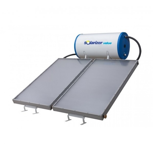 200 LPD EMMVEE Solarizer Value Solar Water Heater