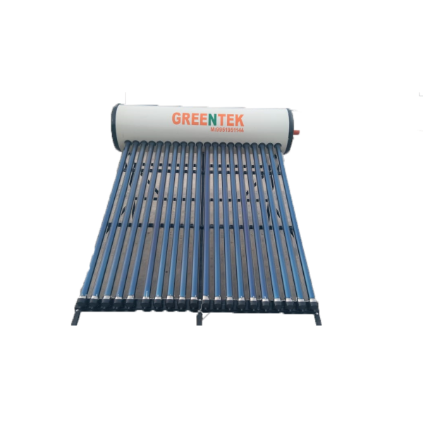 500 LPD ETC GREENTEK Solar Water Heater