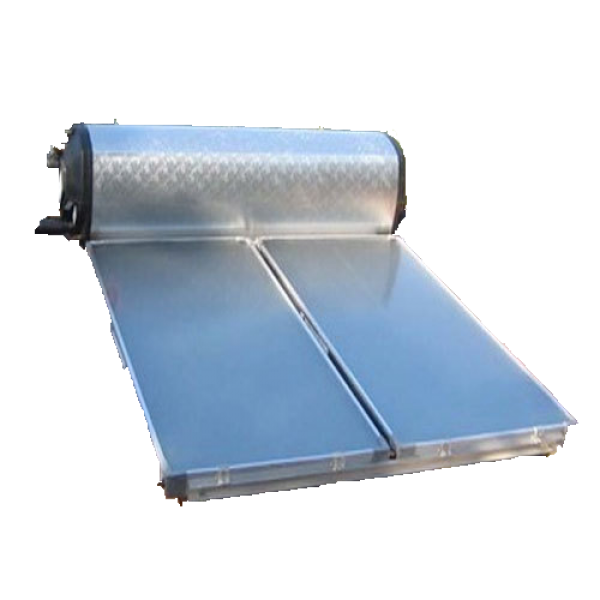 500 LPD FPC Greentek Non-pressurized Solar Water Heater