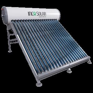 200 LPD ETC INCA Solar Water Heater With HDGI Tank