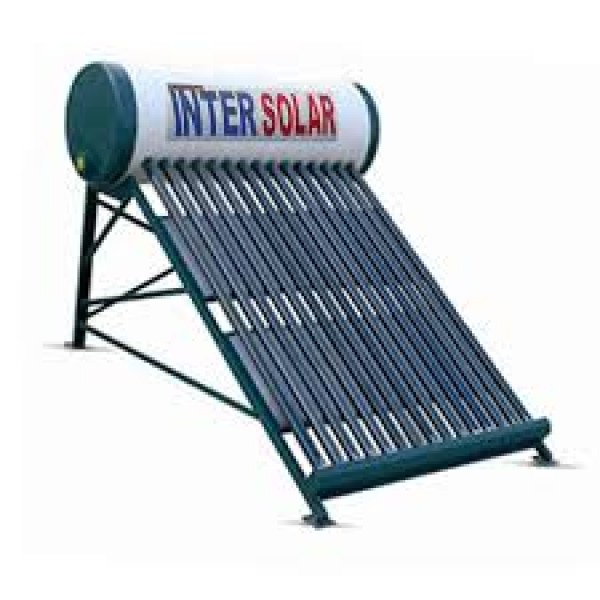 100 LPD ETC Inter Solar Water Heater