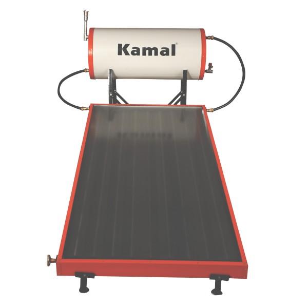 150 LPD FPC Kamal Solar Pressurized Solar Water Heater