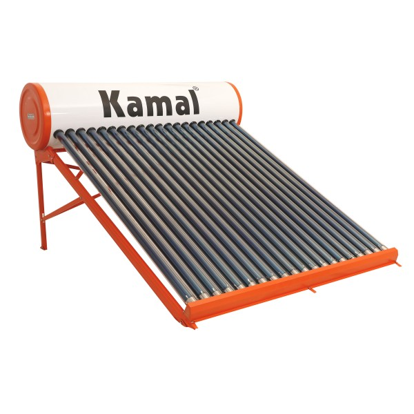 200 LPD  ETC Kamal Solar Water Heater with Copper Tank