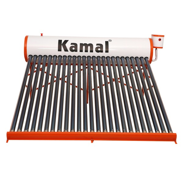 250 LPD ETC Kamal Solar Water Heater