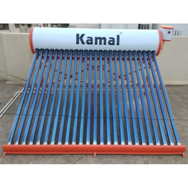 100 LPD ETC Kamal Solar Water Heater