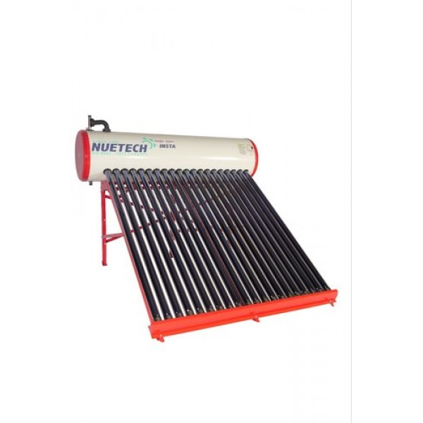 150 LPD ETC Nuetech Solar Water Heater With Copper Tank