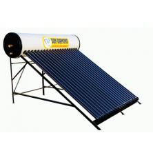 100 LPD ETC Sun Diamond Solar Water Heater With Stainless-Steel Tank