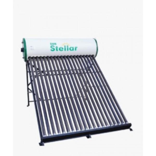 300 LPD ETC  Sun Stellar Solar Water Heater