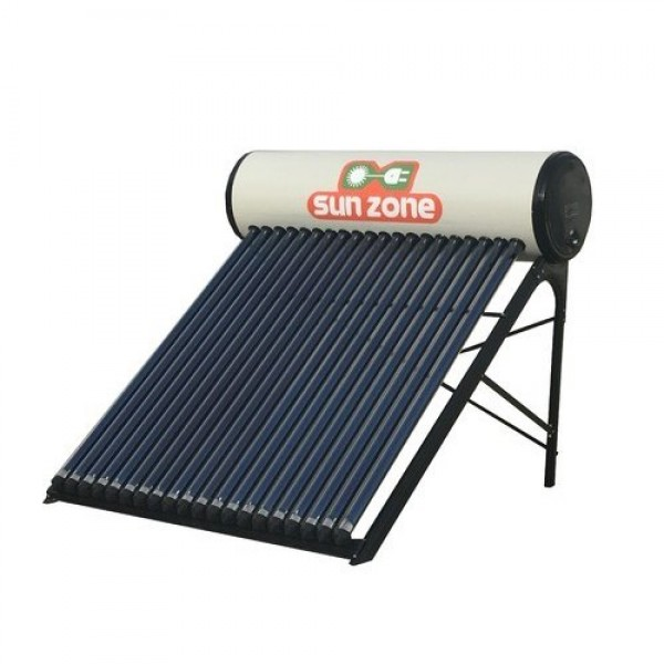 250 LPD ETC Sun Zone Solar Water Heater