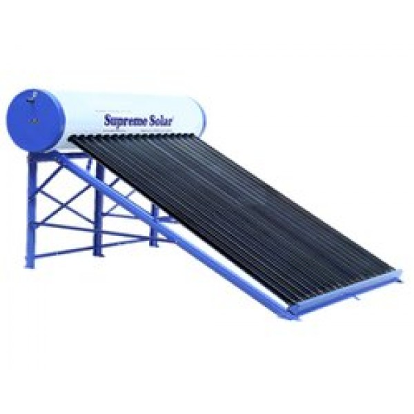 220 LPD ETC Pressurized GLC Vajra Supreme Solar Water Heater