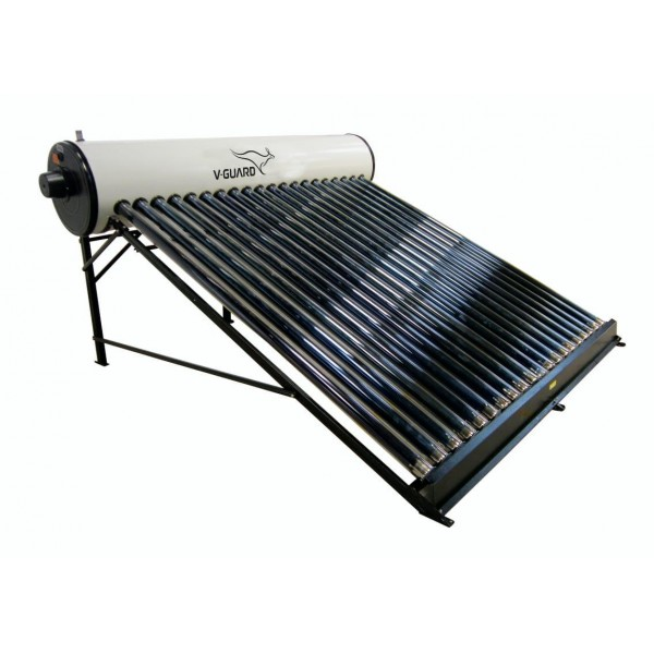 100 LPD ETC V-Guard Winhot Plus H Solar Water Heater