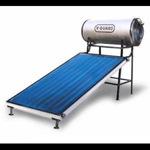 100 LPD FPC V-Guard Non Pressure Solar Water Heater