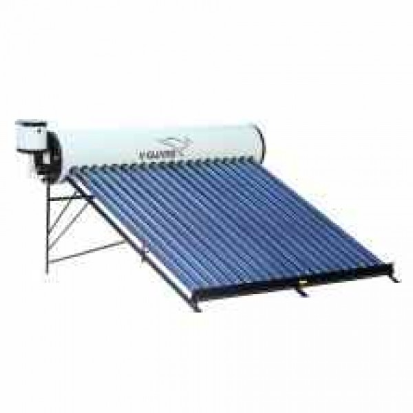 100 LPD ETC V-Guard Winhot Eco Aux Solar Water Heater
