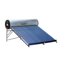 200 LPD ETC V-Guard VHot Pressurized Solar Water Heater