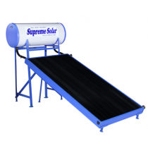 100 LPD Normal Pressure FPC Supreme Solar Water Heater with (2x1)m panel size