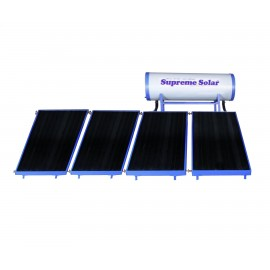 1000 LPD Normal Pressure FPC Supreme Solar Water Heater with (1.66 x 0.96)m panel size